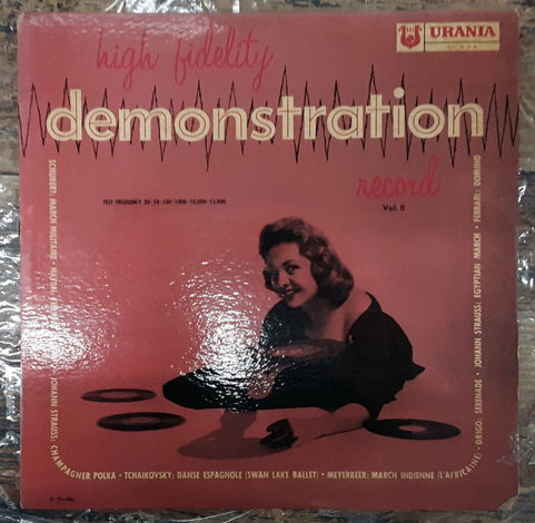 High Fidelity Demonstration Record