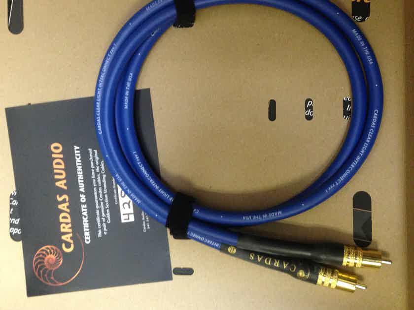 Straightwire Encore II  XLR & RCA