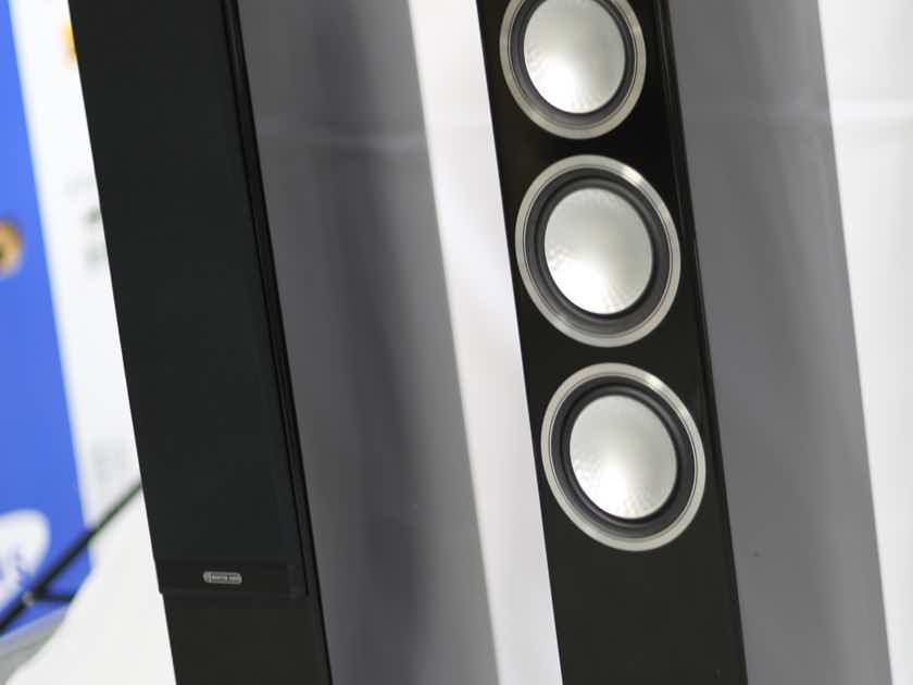 Monitor Audio  Gold 200 Floor Standing Speakers in Piano Black