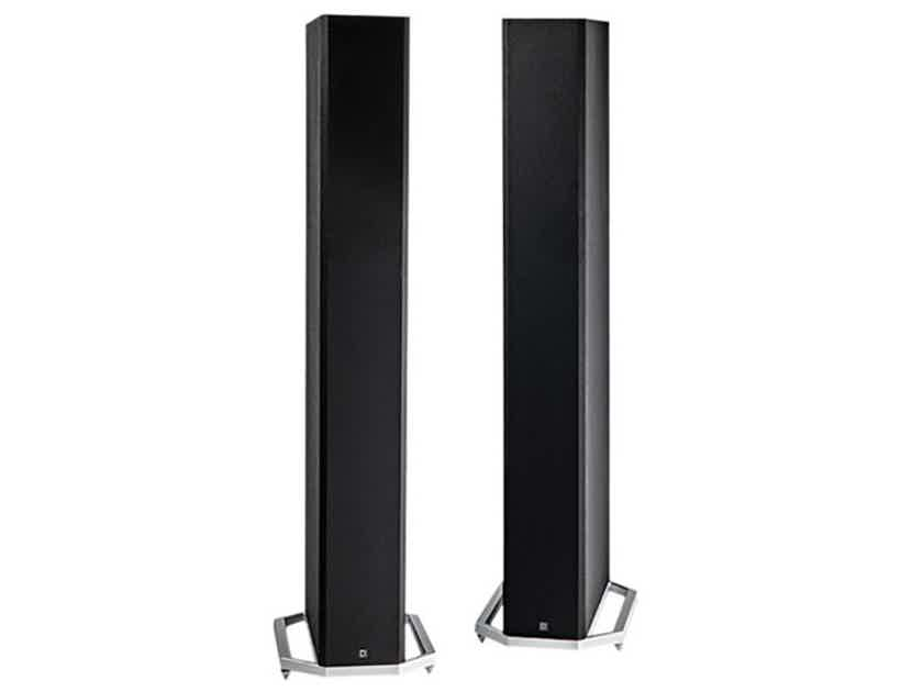 DEFINITIVE TECHNOLOGY BP-9060 Bipolar Tower Speakers: Excellent Refurb; Full Warranty; 50% Off; Free Shipping