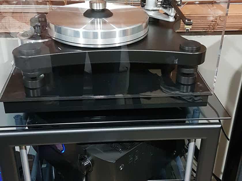 Vpi Prime Rega Clearaudio Acrylic Large Turntable Dust Cover