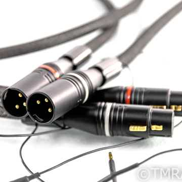 Tara Labs The 0.8 XLR Cables w/ HFX Ground Station