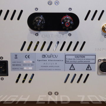 Ypsilon Electronics Aelius II