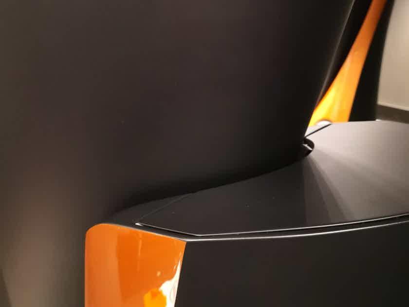 Estelon x extreme black matte/ copper gloss