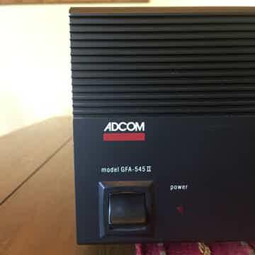 Adcom GFA-545 mkII