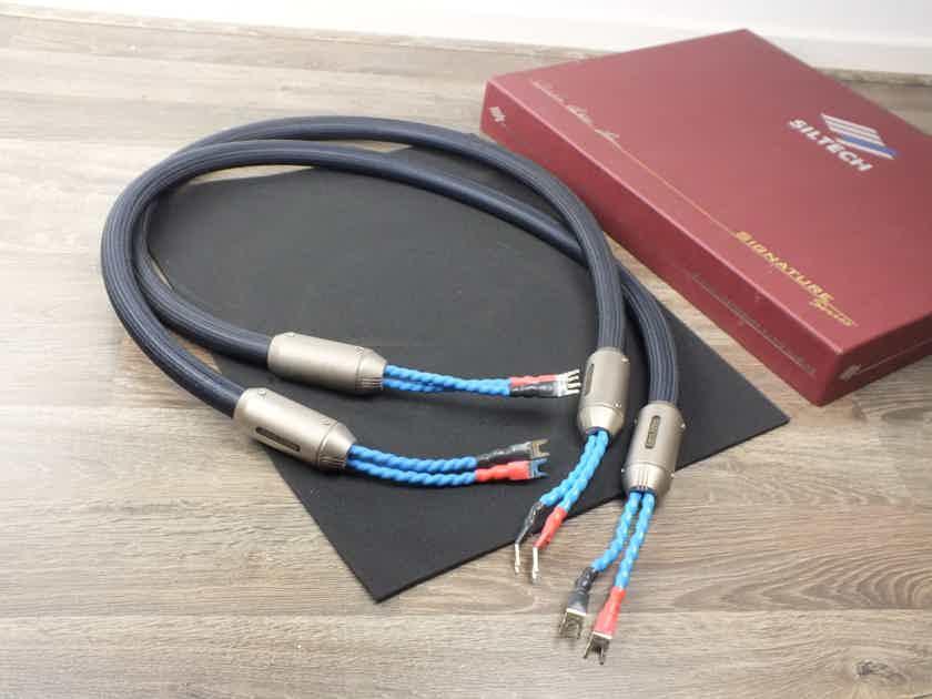 Siltech Cables Eskay Creek G5 Signature speaker cables 1,5 metre