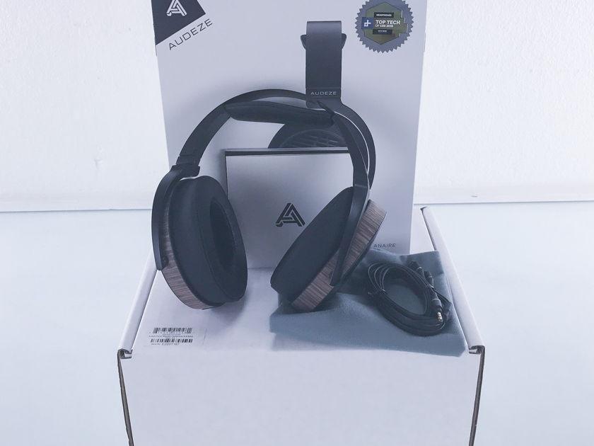 Audeze  EL8 Planar Magnetic Headphones; Black; Open Back (2669)