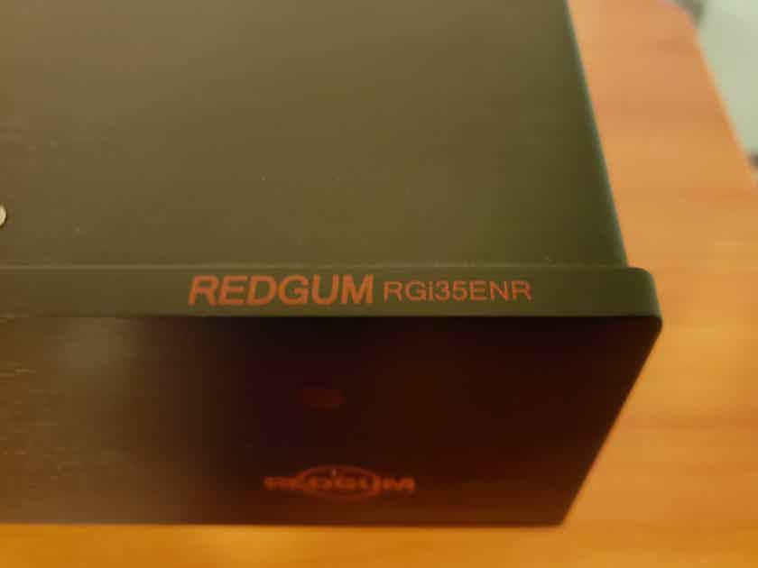 Redgum RGi-35 ENR Black Signature Series Integrated Amplifier. Price Drop.