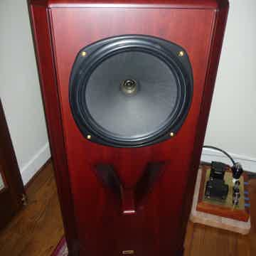 "15"" Famous Tannoy Dual-Concentric Drivers."