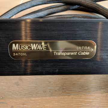 Transparent Audio Musicwave Ultra