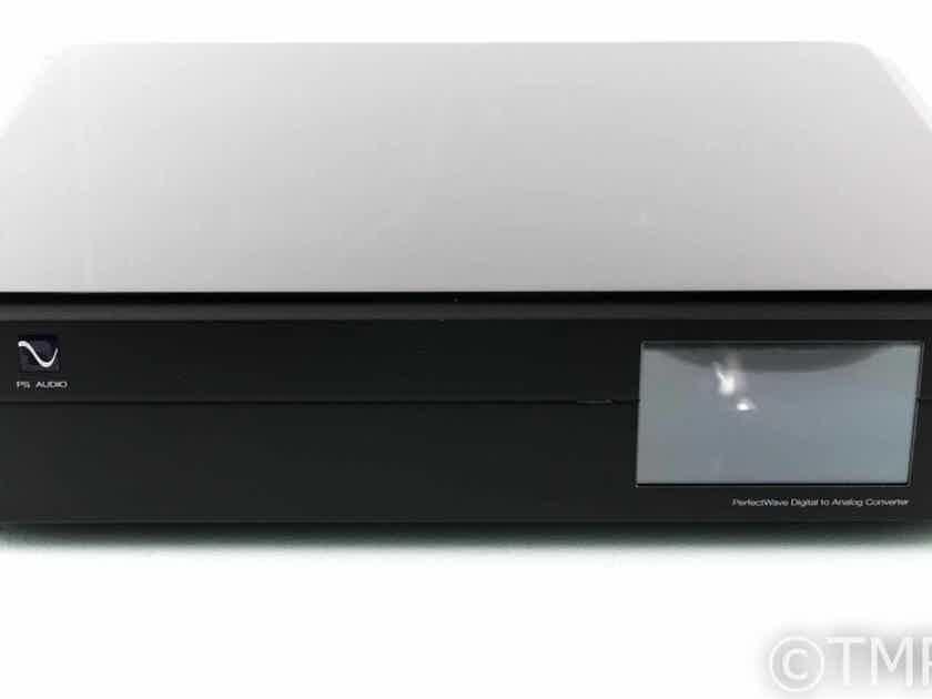 PS Audio PerfectWave DAC; PWD; Black; D/A Converter (No Remote) (23128)