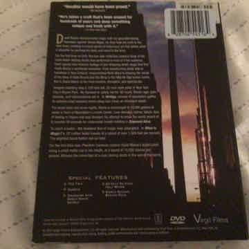David Blaine 2 DVD Sealed Decade Of Magic