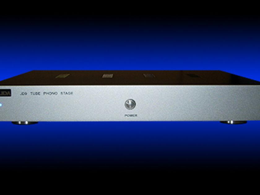 Jolida JD-9 MK2 Tube phono preamp-New