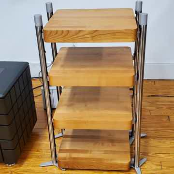 Boenicke Audio Cherry Stand