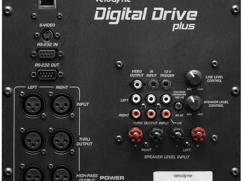 Velodyne Digital Drive Series BEST subs CALL for info!