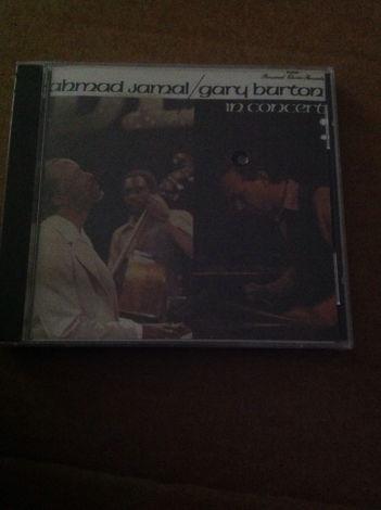 Ahmad Jamal Gary Burton