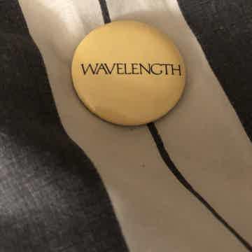 Van Morrison Wavelength Pin