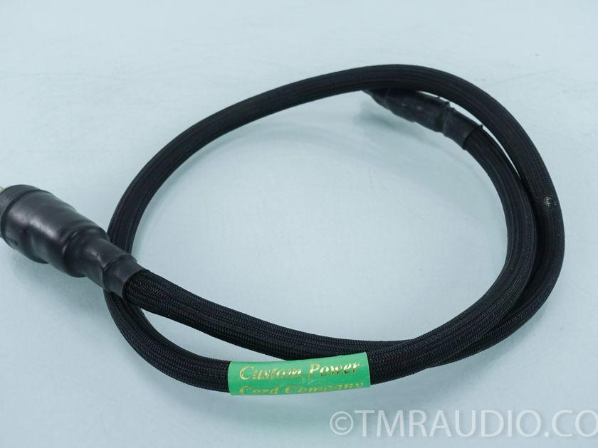 Custom Power Cord Company Hi-Valve Power Cable; 1.5m AC cord (9112)
