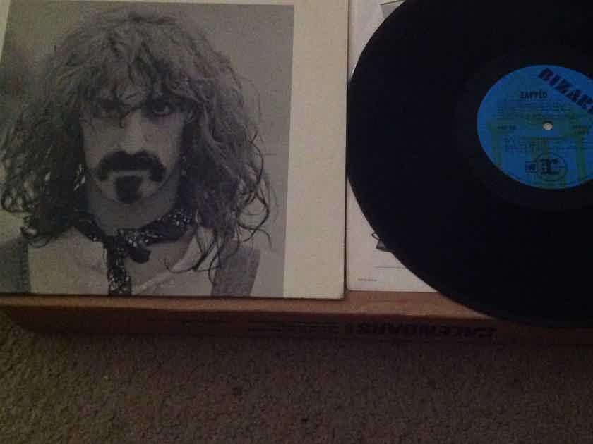 Various Frank Zappa - Zapped Bizarre Records Blue Label Vinyl LP