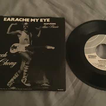Cheech & Chong 45 With Picture Sleeve Vinyl NM Ode Reco...