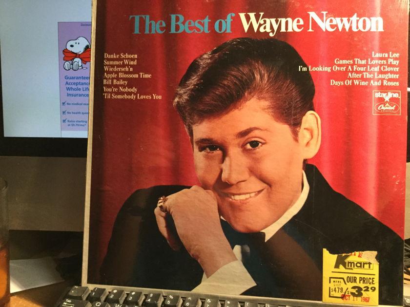 WAYNE NEWTON - BEST OF SEALED