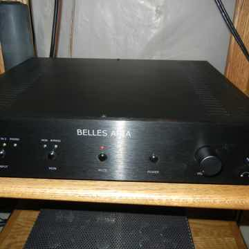 Belles Power Modules ARIA Preamp in Black *Like New* !