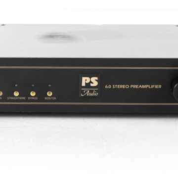 PS Audio 6.0 Vintage Stereo Preamplifier