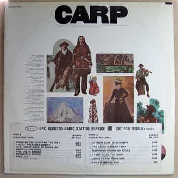 Carp - Carp - 1970 Epic E 30212