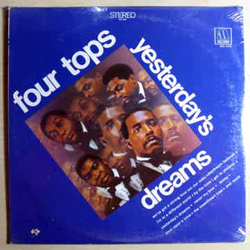 Four Tops - Yesterday's Dreams - SEALED 1968 Motown MS 669