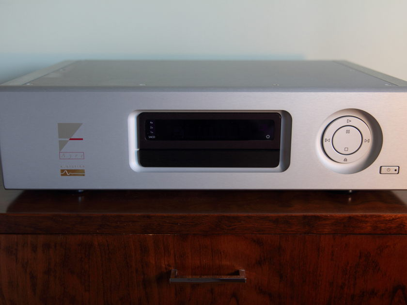 AYRE ACOUSTICS C-5xemp CD Player