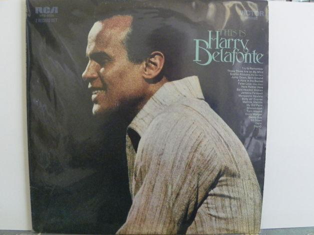 HARRY BELEFONTE