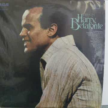HARRY BELEFONTE THIS IS HARRY BELAFONTE