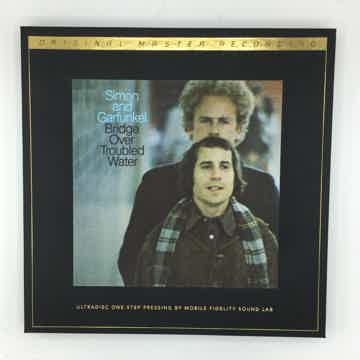 Simon and Garfunkel Bridge Over Troubled Water UD1S 2-004