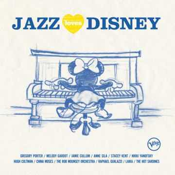 Various Artist Jazz Love Disney