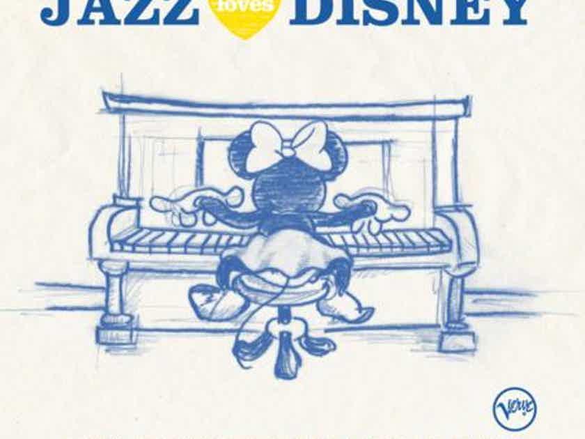 Various Artist Jazz Love Disney