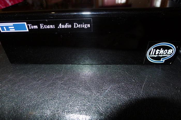 Tom Evans Audio Design