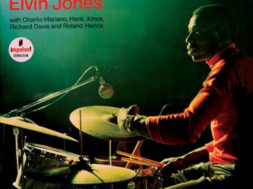 Elvin Jones - Dear John C. Analogue Productions (Impulse Jazz)  45 RPM 2 LPs - Dear John C.
