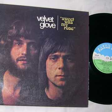 VELVET GLOVE - SWEET WAS MY ROSE -  MEGA RARE 1974 PSYCH POP LP -