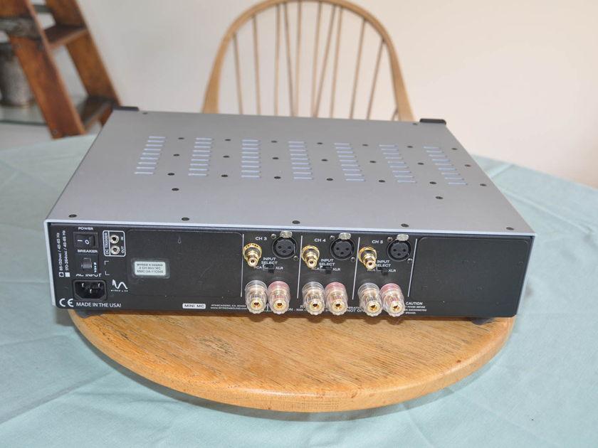 Wyred 4 Sound Mini MMC-3 3 Channel Amp