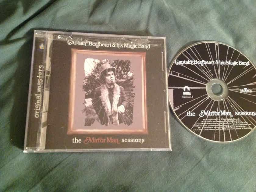 Captain Beefheart & His Magic Band The Mirror Man Sessions