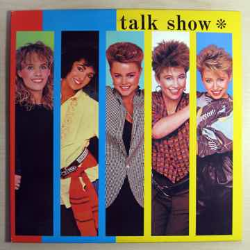Go-Go's - Talk Show - Semi Translucent Purple Vinyl  I....