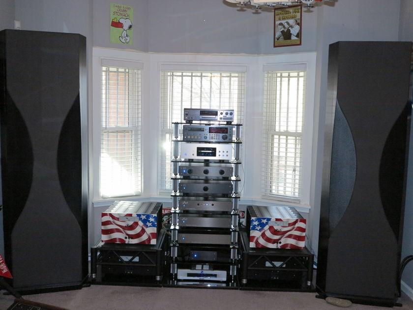 PBN Audio Reference Full range speakers