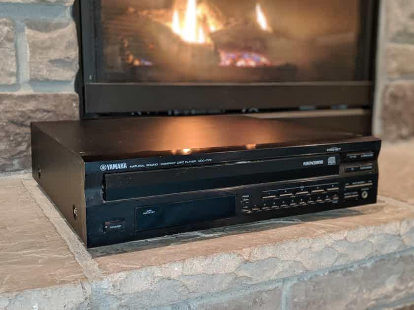 Yamaha CDC-775 5 Disc CD Player