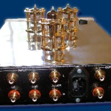 all triode preamp