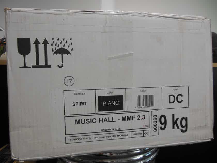 Music Hall mmf 2.3