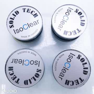 IsoClear Isolation Feet