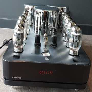 Ayon Orthos XS mono tube power amplifiers