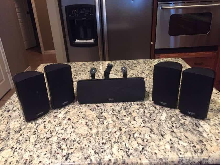 Definitive Technology ProCinema 600 System - 5 Speakers