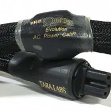 Tara Labs The Omega Evolution power cord 6ft