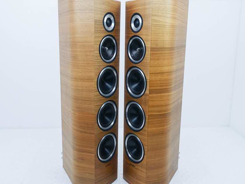 Sonus Faber Venere S Floorstanding Speakers Signature; Walnut Pair (13688)